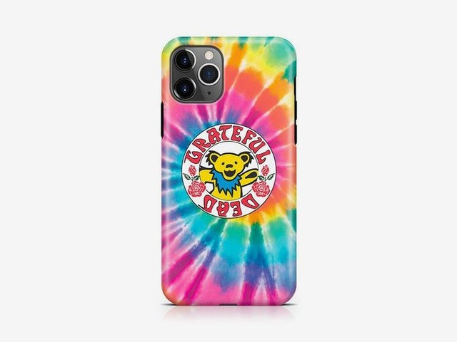 Psychedelic Smartphone Cases - The Casely Grateful Dead iPhone Cases Come in Four Design Choices (TrendHunter.com)
