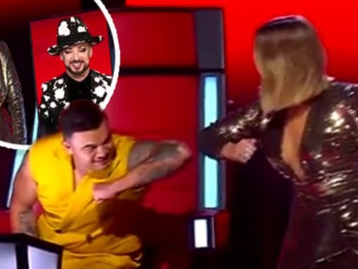 New promo for The Voice shows the shocking changes coming to set following the COVID-19 outbreak