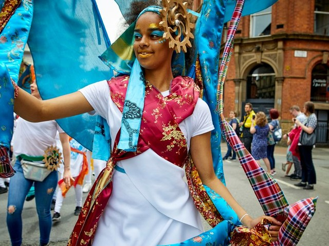Watch the Manchester Day 2019 parade in full
