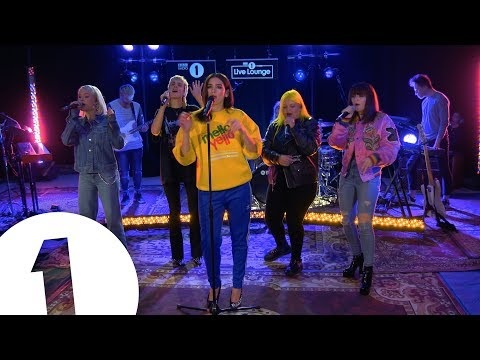 Dua Lipa Is Joined By Charli XCX, Zara Larsson, MØ, & Alma For EPIC Rendition Of IDGAF — WATCH!
