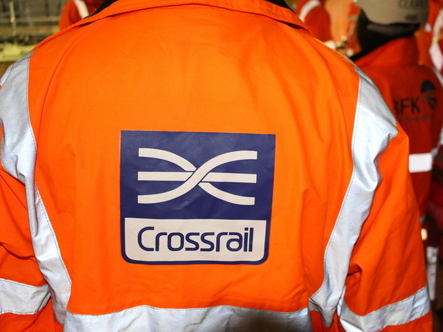 Crossrail Could Be Delayed Until 2021