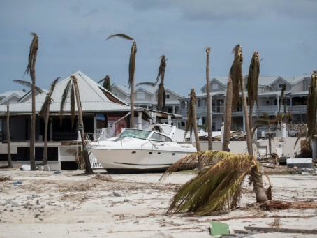 Dreams of a fairer future on hurricane-hit St Martin