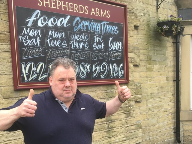 Why the Shepherds Arms had to shut suddenly - and is now allowed to re-open