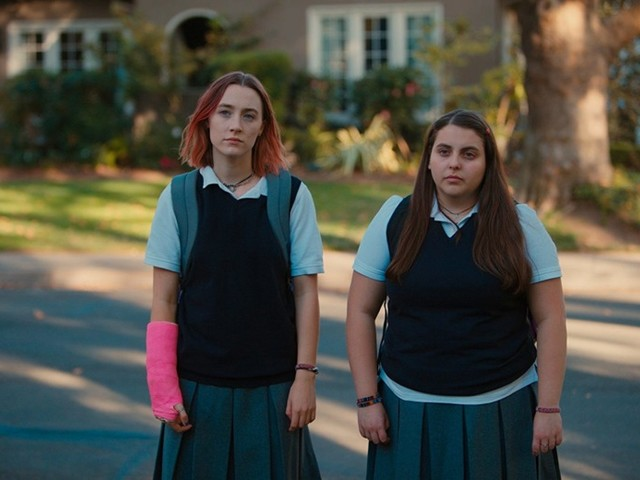 Lady Bird Is a Coming-of-Age Movie That Announces Greta Gerwig as a Fully Developed Filmmaker