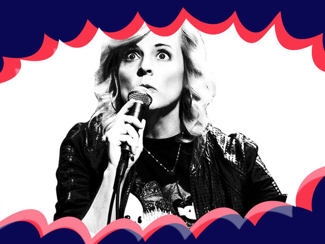Maria Bamford Wants to Tell You How Much Money She Makes