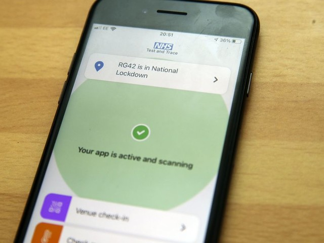NHS App Could Become 'Health Passport' To Prove Covid-Free Status