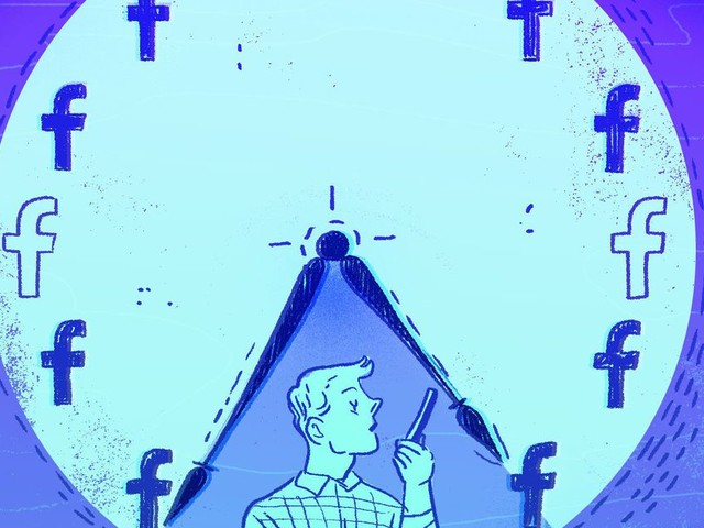 You're on Facebook for only an hour a day—now Facebook plans on taking the other 23