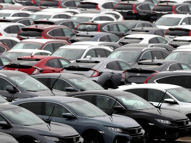 New car market in the UK sinks to lowest level since 2013