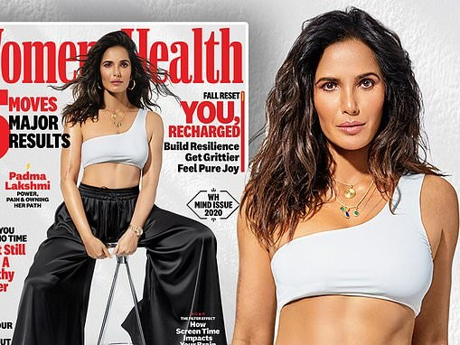 Padma Lakshmi of Top Chef talks the workout that has changed her body at age 49