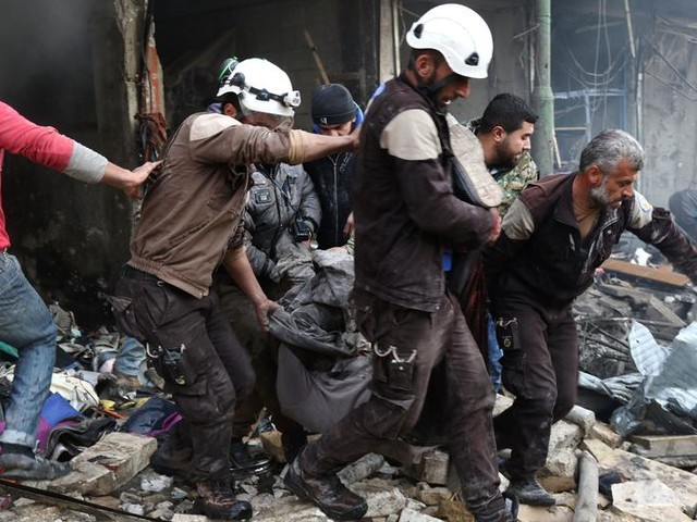 U.S. Withholding Funding From Rescue Group That Saves Thousands of Syrian Lives