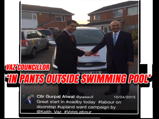 Vaz-Pants Councillor Suspended from Vulnerable Kids Contract