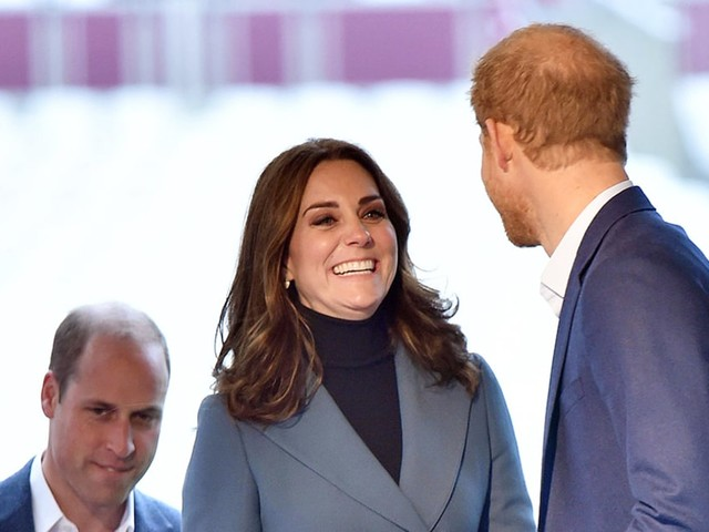 Pregnant Duchess Kate Middleton Covers Up Baby Bump in Cute Blazer for Rare Outing