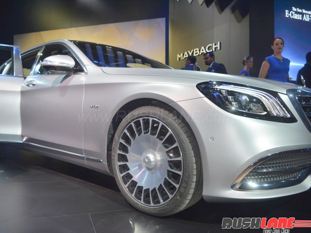 New Mercedes-Maybach S650 launched in India – Price Rs 2.73 crore