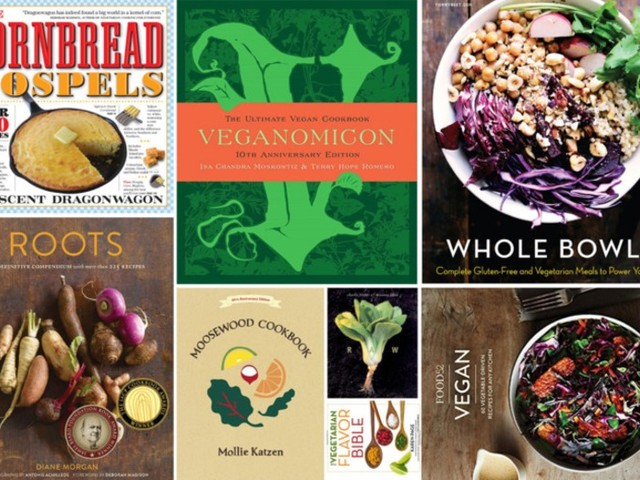 The Best Vegetarian and Vegan Cookbooks, According to Vegetarian and Vegan Chefs