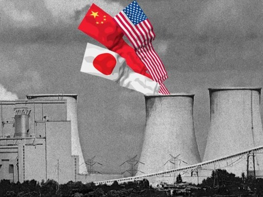Like China, Japan and the US continue to finance overseas fossil fuel power technologies