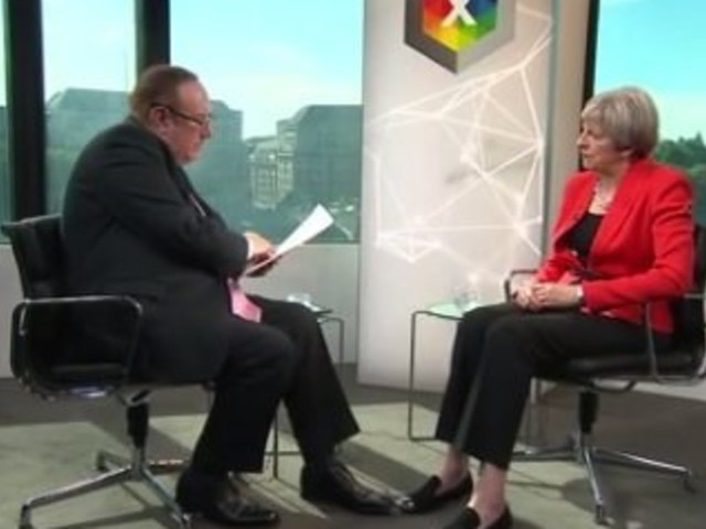 12 Times BBC's Andrew Neil Skewered Theresa May Over Her 2017 General Election Manifesto