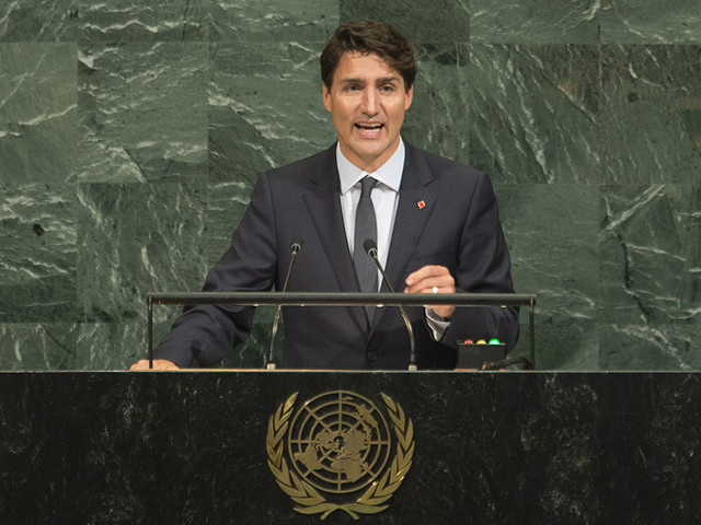 Other countries, security, refugees: Here's what Trudeau didn't talk about at the UN