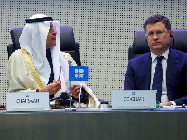 OPEC said it expects oil demand to drop by 9 million barrels per day this year, a 33% increase from its last forecast