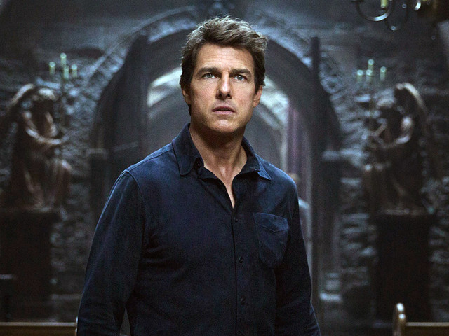 Tom Cruise's 'The Mummy' Scares Up $141.8 Million at International Box Office