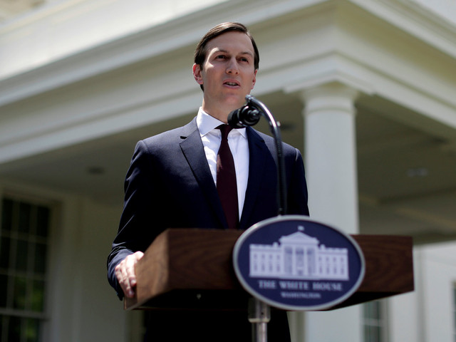 Jared Kushner Makes Rare Speech On Russia And The Internet Loses It Over His Voice