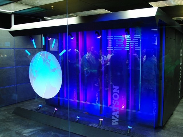 IBM shows off tenfold improvement in machine learning using GPUs