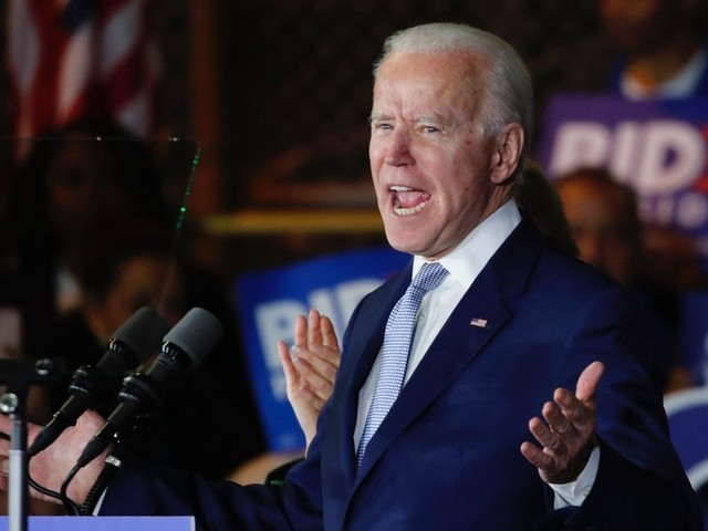 Joe Biden's latest ad said Trump 'rolled over for the Chinese' on coronavirus, and people are calling it racist and xenophobic