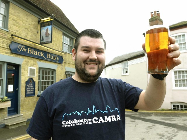 This pub has been named CAMRA Rural Pub of the Year for the FIFTH year