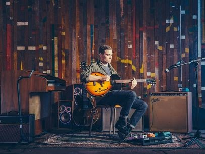 """The 405 meets Rhys Lewis: """"Writing and performing it helps me to process my own thoughts and emotions."""""""