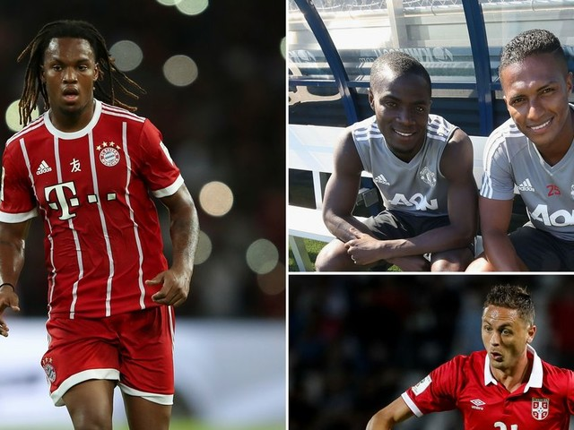 Manchester United news and transfer rumours LIVE Renato Sanches and Nemanja Matic latest and Barcelona updates