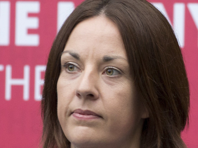 Kezia Dugdale Resigns As Leader Of The Scottish Labour Party