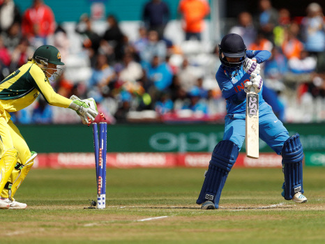 India eye new England shock in World Cup final