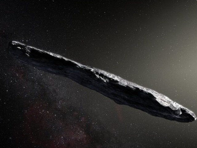 We've Got Some Bad News About That Interstellar Space Rock