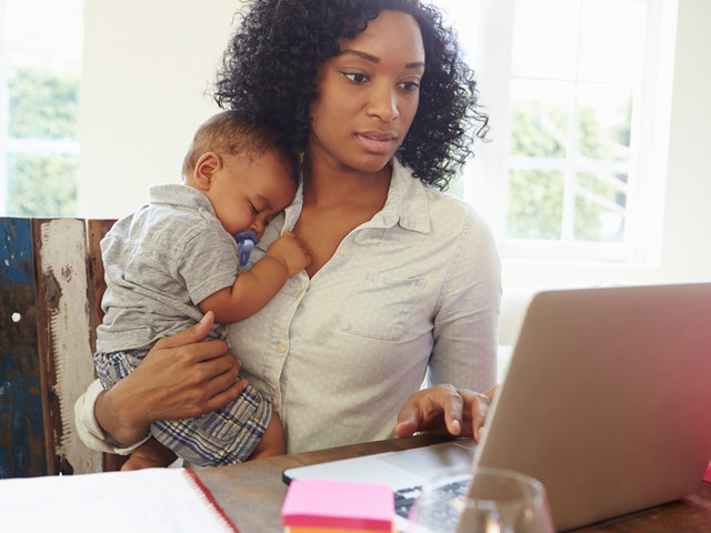 Working Moms Don't Deserve the Blame for Unfair Work Expectations