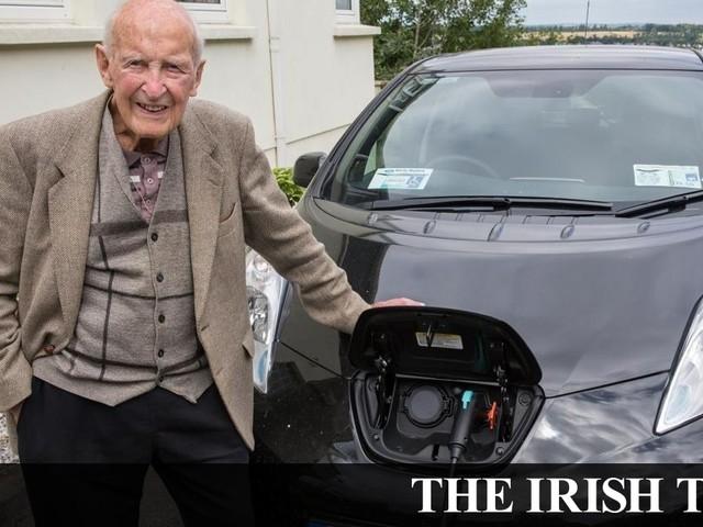 'Dad got the Spanish flu': Clonmel man (104) sees historic lessons