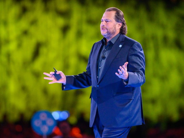 Meet the 13 most important execs who left Salesforce in 2021 and 4 new power players who've joined