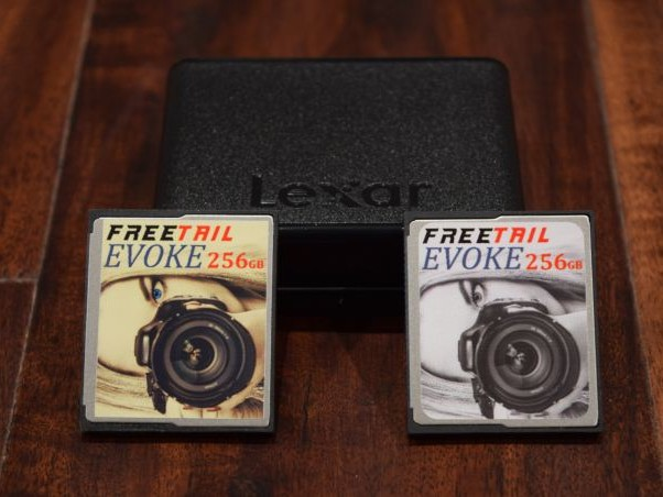 FreeTail EVOKE Series CompactFlash Cards Capsule Review