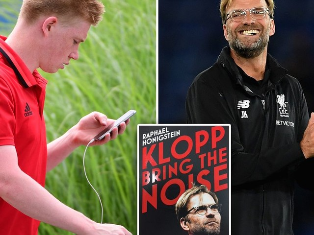 Jurgen Klopp's political leaning, Liverpool's surprise social secretary and how close he came to signing De Bruyne