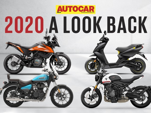 2020: Two-wheeler highlights of the year