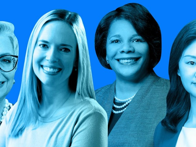 Power Players: These 17 women are leading top logistics firms out of the pandemic