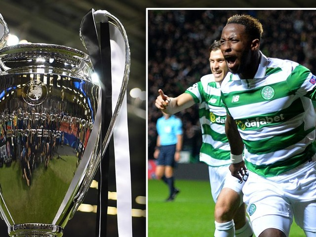 Champions League draw LIVE as Celtic discover second qualifying round opponents plus Europa League draw updates