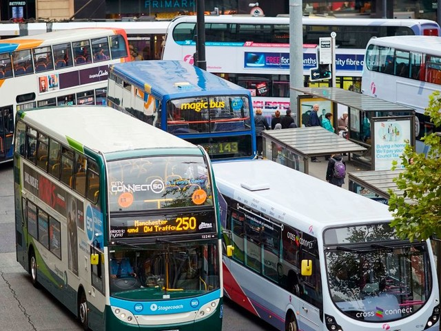 The 33 bus services facing the axe or being reduced as passengers face yet ANOTHER round of cuts