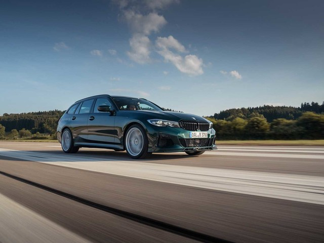 Australia Confirmed to Get ALPINA B3 Touring in 2020