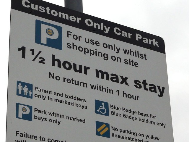 We reveal how private parking companies get information about your car ... and you