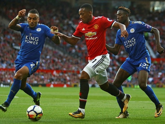 Premier League round-up: Subs keep Man Utd perfect, Sterling saves City