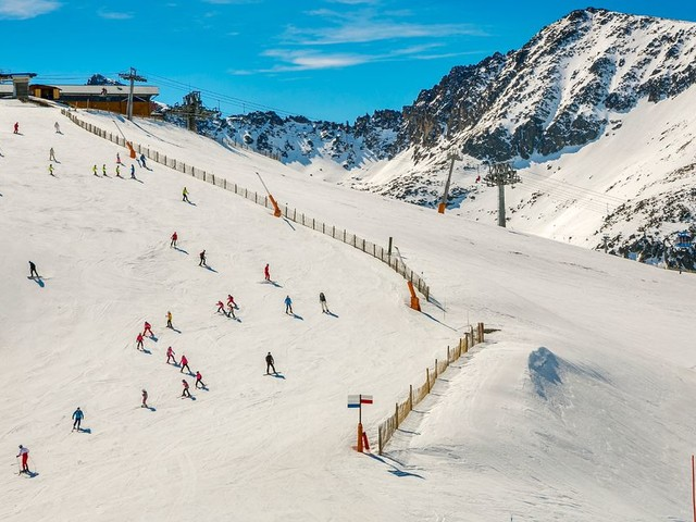 New report shows Brits are hoping the ski season will make up for ruined summer