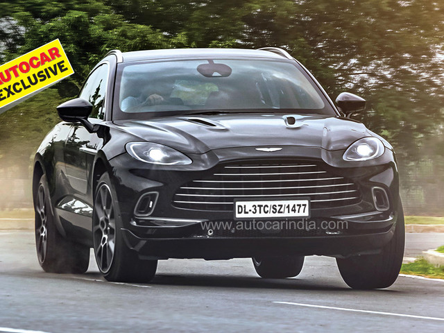 Review: Aston Martin DBX India review, test drive