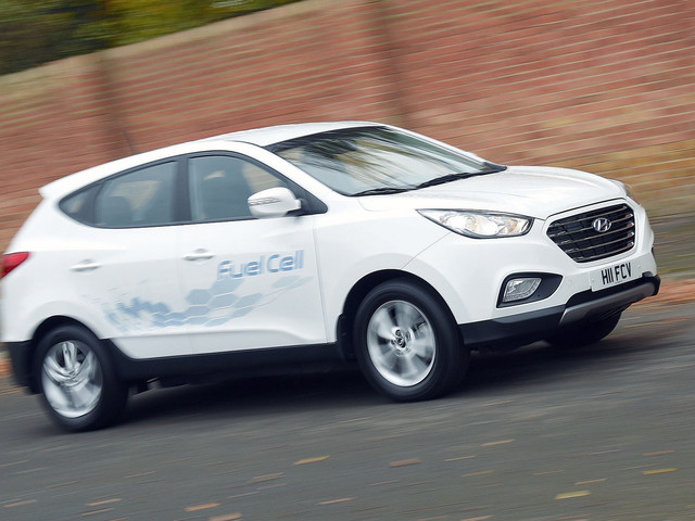 Hyundai ix35 Fuel Cell long-term test: an attention-grabbing eco car