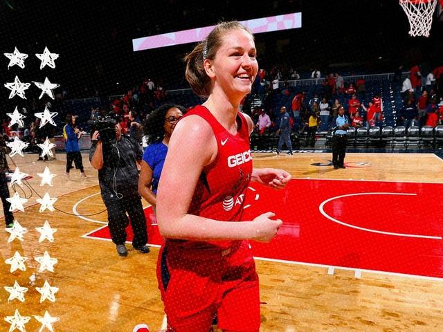 Emma Meesseman is the Mystics' secret weapon in the WNBA playoffs