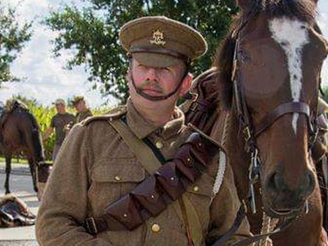 Hero soldier's desperate appeal after warhorse that is 'his life' stolen