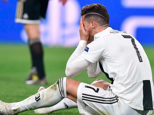 EA shares dropped after the gaming titan lost the rights to Ronaldo's Juventus in FIFA 2020
